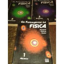 Fundamentos Da Física 1, 2 E 3- Ramalho- Frete Grátis