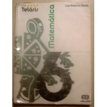 Livro Matemática 6º Ano Projeto Telaris 1ª Ed - Luiz Dante