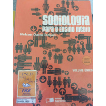 Sociologia Para O Ensino Médio - Volume Único