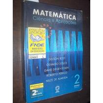 Matematica Ciencia E Aplicações 2 Ensino Medio Gelson Iezzi