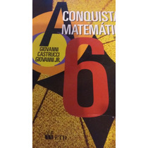 A Conquista Da Matemática 6