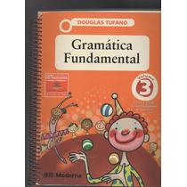 Livro Para O Professor Gramática Fundamental Volume 3 F1