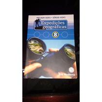 Livro Expedições Geográficas - Ensino Fundamental - 8º Ano