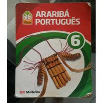 Livro Araribá Português 6 Ano