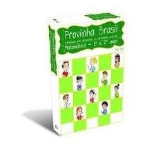 Provinha Brasil: Matematica - 1ºe2ºano