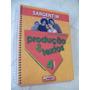 Livro: Produção De Textos Vol. 4 - Sargentim - Ibep - 2004