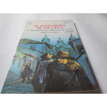 Livro Os Sonhadores De Vila Rica Edgard De Barros Ref.119