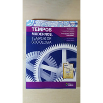 Livro Tempos Modernos - Tempos De Sociologia - 99% Novo