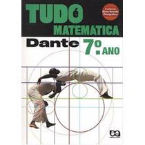 Livro Tudo É Matemática 7º Ano Ática Promoção!!!