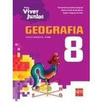 Livro Para Viver Juntos Geografia 8º Ano