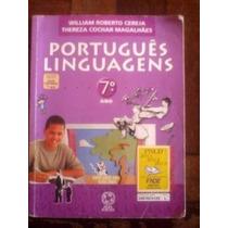 Livro Português Linguagens 7º Ano - William Roberto Cereja