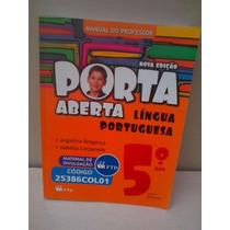 Porta Aberta - Língua Portugesa 5º Ano - Manual Do Professor