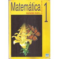 Livro Matemática Manoel Paiva Volume 01 1997