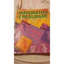 Matemática E Realidade 6 Série