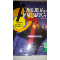 A Conquista Da Matemática 7