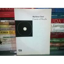 Convite A Filosofia - Marilena Chaui Dueto Livros