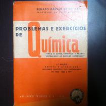 Livro Problemas E Exercicios De Quimica