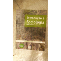 Introdução À Sociologia - Vol. Único - Pérsio S. De Oliveira