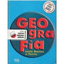 Geografia Lucia Marina E Tércio Volume Único Promoção