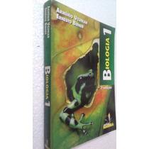 Biologia Vol: 1º 2º Edição Armênio Uzunian Frete Grátis