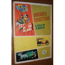 Livro Escolar Didático Antigo Espanhol Anos 60 Ilustrado