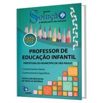 Apostila Professor De Educação Infantil Concurso Sme Sp 2015