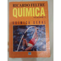 Livro - Química, Química Geral Vol.1 - Ricardo Feltre
