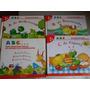 Lote 3 Vol Abc Meus Primeiros Passos Leitura Aprendizagem