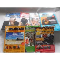 Guia Enem Atualidades Redação Literatura Vestibular 7 Livros