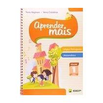 Kit Aprender Mais - Lingua Port E Matem - Vol 1, 2, 3, 4 E 5