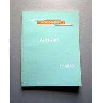 Prática Pedagógica - Matemática - 1.o Grau