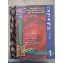 Ftd Sistema De Ensino, Matemática, 3ª Série, Ensino Médio