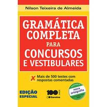 Gramática Completa Para Concursos E Vestibulares (2015)