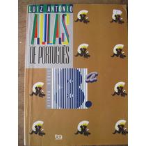 Livro: Aulas De Português - 8ª Série - Ensino Fundamental