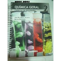 Química Geral 2 Caderno De Atividades Editora Harbra A4