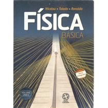 Livro - Física Básica, Nicolau/toledo E Ronaldo.