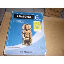 História 6ª Série- Projeto Araribá- Editora Moderna