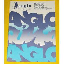 Livros Anglo Vestibulares - Química - 4 Volumes + Brinde