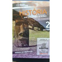 Livro- História Editora Positivo Vol2