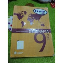 Livro Eu Gosto Mais Geografia 9 Ano - Livro Do Professor !