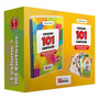 Coleção Pedagógica 101 Cartazes Aplicação De 3 A 10 Anos