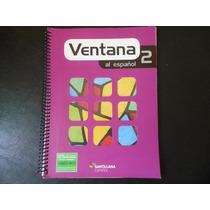 Livro: Ventana Al Español 2 - Novo Com Cd - Para Professores