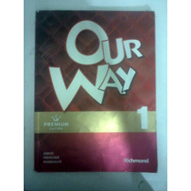 Livro - Our Way 1 / Com Cd