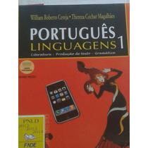 Livro Português E Linguagens Volume 1 Wiliam Roberto Cereja