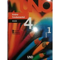 Livro:inglês 4 Ensino Fundamental - Semestre 1 E 2. Uno