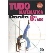 Livro Tudo É Matemática 6ºano Ática Promoção!!!