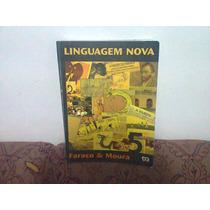 Português: Linguagem Nova 5ª Série Do Professor Com Solução