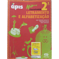 Livro: Português - Letramento E Alfabetização 2°ano.