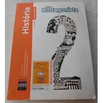 Livro Fr Gratis Historia Ser Protagonista Ensino Medio Dois