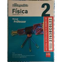 Livro De Física Ensino Médio 2º Ano Manual Do Professor.